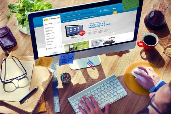 ανάπτυξη ιστοσελίδων και e-commerce